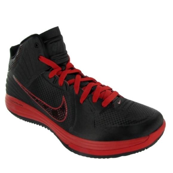 new style de68e ef735 Nike Lunar Hypergamer Basketball Shoes